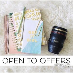 I'm open to offers • bundle your likes